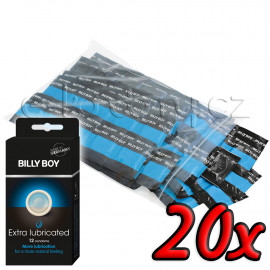 Billy Boy Extra Lubricated 20 pack