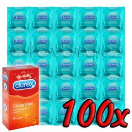 Durex Close Feel 100 pack