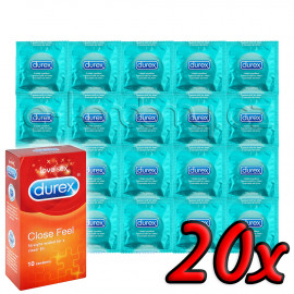 Durex Close Feel 20 pack