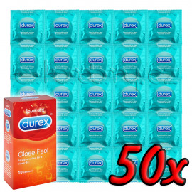 Durex Close Feel 50 pack