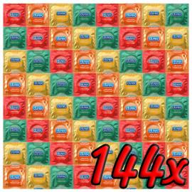 Durex Select Flavours 144 pack
