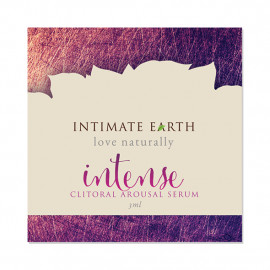 Intimate Earth INTENSE Clitoral Stimulating Gel 2ml