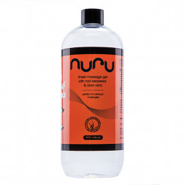 Nuru Massage Gel with Nori Seaweed & Aloe Vera 1000ml
