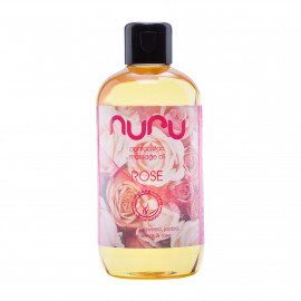 Nuru Massage Oil Rose 250ml