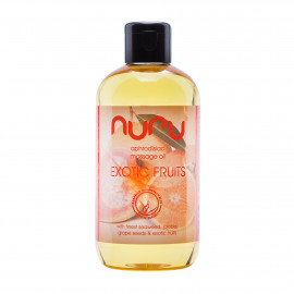 Nuru Massage Oil Exotic Fruits 250ml