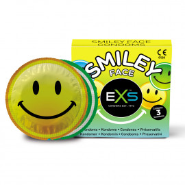 EXS Smiley Face 3 pack