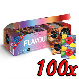EXS Chocolate 100 pack
