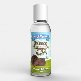 Vince & Michaels Flavored Lubricant Intense Chocolate Fudge Dream 50ml