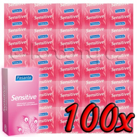 Pasante Sensitive 100 pack
