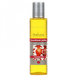 Saloos Shower Oil - Pomegranate 125ml