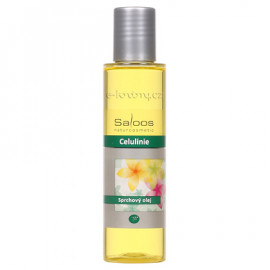 Saloos Shower Oil - Celulinie 125ml