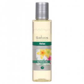 Saloos Shower Oil - Relax 125ml