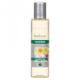Saloos Shower Oil - Lavender 125ml