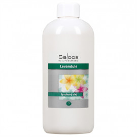Saloos Shower Oil - Lavender 200ml