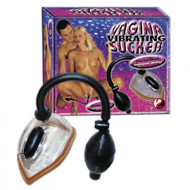 You2Toys Vibrating Vagina Sucker
