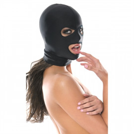 Fetish Fantasy Spandex 3-Hole Hood - Face Mask