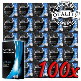 Vitalis Premium Natural 100 pack