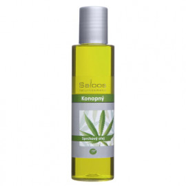 Saloos Shower Oil - Hemp 125ml
