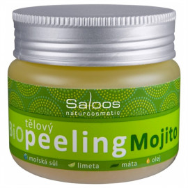 Saloos Bio Flesh peeling - Mojito 140ml