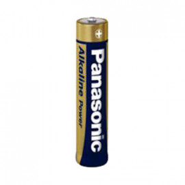 Battery Alkaline Panasonic AAA 1 pc