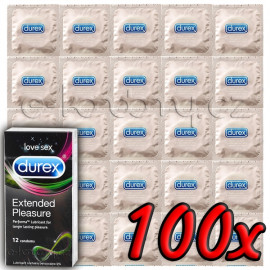 Durex Extended Pleasure 100 pack