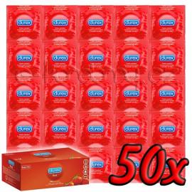 Durex Strawberry 50 pack