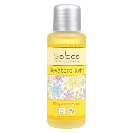 Saloos Devatero kvítí - Bio Body and Massage Oil 50ml