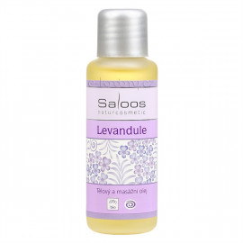 Saloos Levandule - Bio Body and Massage Oil 50ml