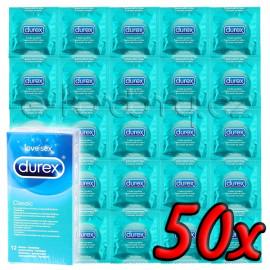 Durex Classic 50 pack