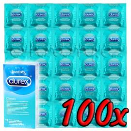 Durex Classic 100 pack
