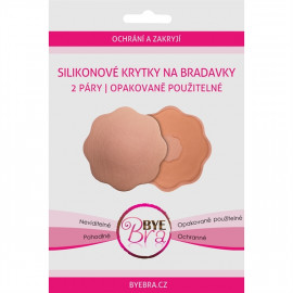 Bye Bra Silicone Nipple Stickers