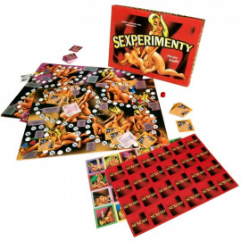 Erotic game Sexperimenty Czech Version