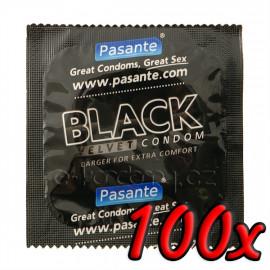 Pasante Black 100 pack