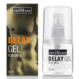 Cobeco Pharma coolMann Delay Gel for Men 30ml