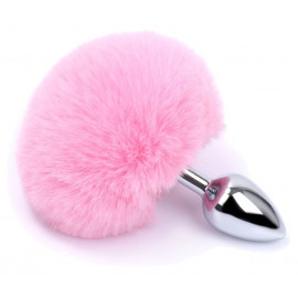 O-Products Bunny Tail Pink