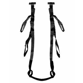 Ouch! Deluxe Door Swing Black