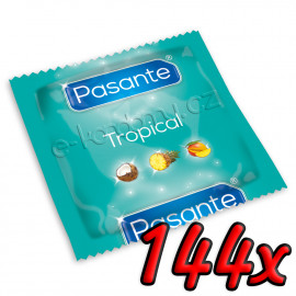 Pasante Tropical Kokos 144 pack