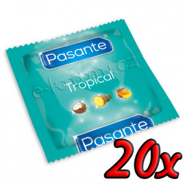 Pasante Tropical Kokos 20 pack