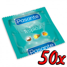Pasante Tropical Kokos 50 pack
