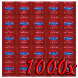 Pasante Red Velvet 1000 pack