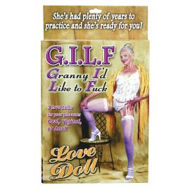 Pipedream G.I.L.F. Doll