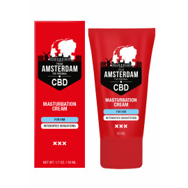 Pharmquests Original CBD from Amsterdam Masturbation Cream for Him 50ml