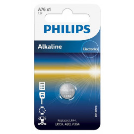 Philips Alkaline LR44 1 pc