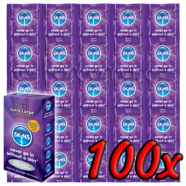 Skins Extra Large 100 pack
