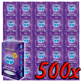 Skins Extra Large 500 pack