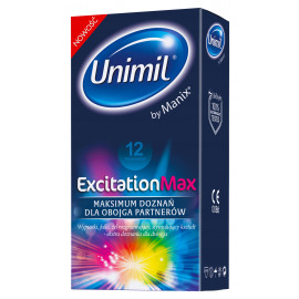 Unimil Excitation Max 12ks