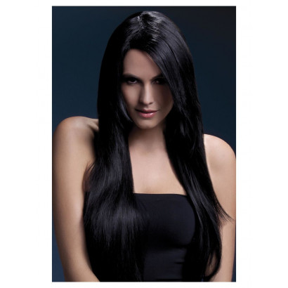Fever Amber Wig 42533 Black