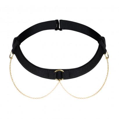 Petitenoir Choker with Golden Chains 2518