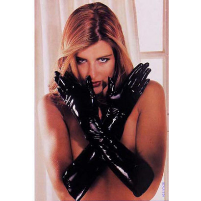 Sharon Sloane Latex Gloves