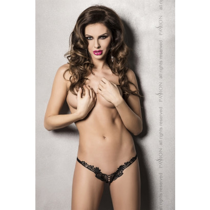 Passion Athena Thong - Black Thong